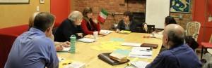 Conversation Class at Sentieri