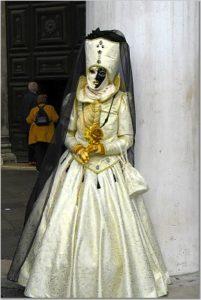 Carnival in Venice 2007