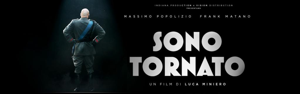Cineforum 2020 • February 29th • Sono Tornato