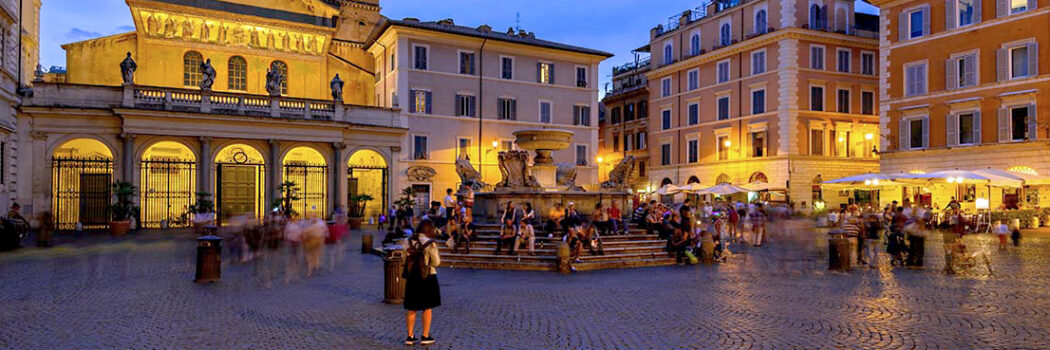 Rome in the Imagination