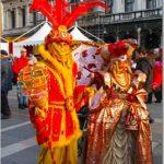 Carnevale in Venice 2010