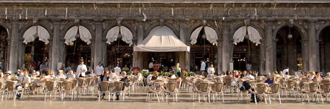 Cafés and Osterias of Venice to be Rescheduled for Fall